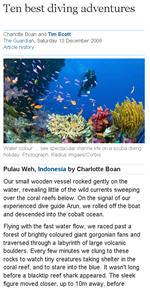 10 Best Diving Adventures