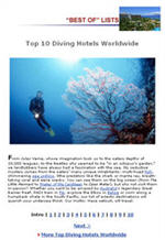 Top 10 Scuba Diving Hotels