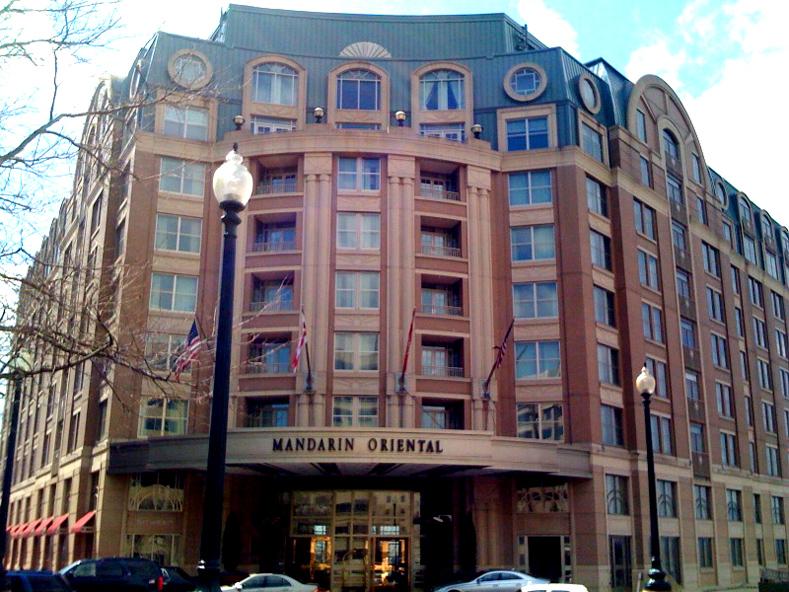 Mandarin Oriental Hotel Washington Dc